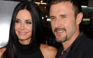 Scream star David Arquette had an extremely bloody and violent wrestling match that went off-script