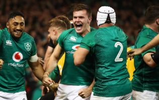 WATCH: Jacob Stockdale's sensational try that made history as Ireland finally beat the All Blacks at home