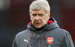 Arsene Wenger has finally explained the infamous trouble he has with zips