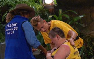 WATCH: There was a massive response to Anne's emotional arrival to the I'm A Celeb camp