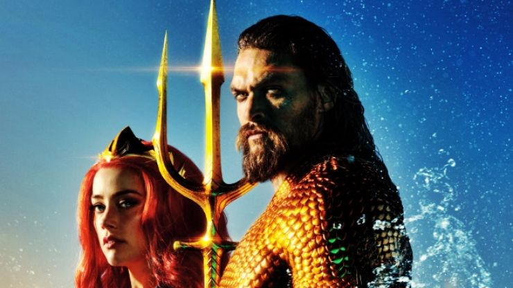 COMPETITION: Win a VIP trip to London to the Aquaman Premiere & meet the star of the film Jason Momoa