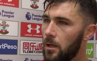 WATCH: Charlie Austin's post-match rant set to Blur's 'Parklife' is inspired