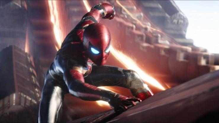 Disney really, really want Avengers: Infinity War to win an Oscar