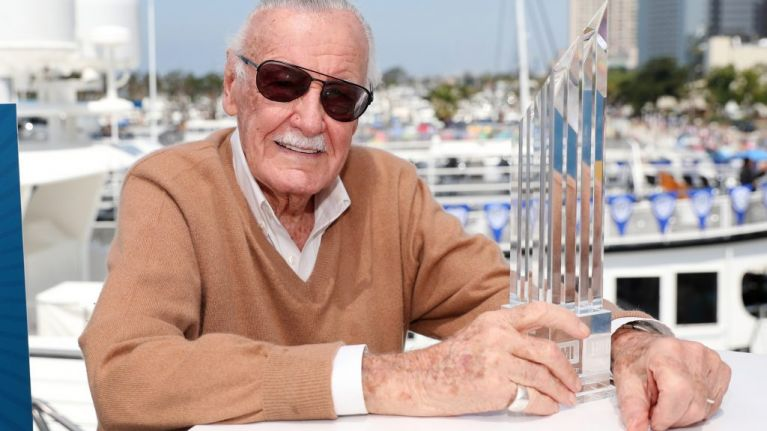 Stan Lee's daughter releases powerful statement over Spider-Man debacle