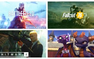 There are four HUGE games released this week, but which one should you be getting?