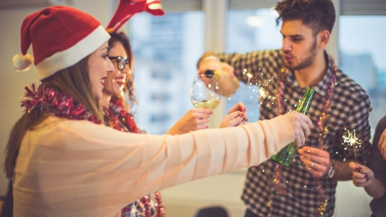 Our guide to throwing a hassle-free Christmas party