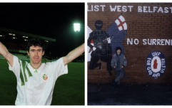 Two remarkable stories from the notoriously hostile Northern Ireland v Republic of Ireland clash in 1993