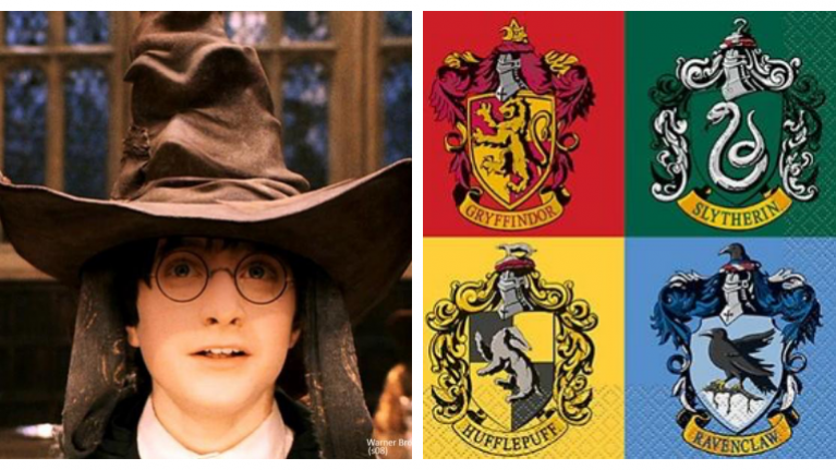 PERSONALITY TEST: Which Hogwarts House do you belong in?