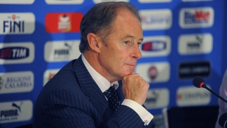 Former Irish players have a great story about Brian Kerr and how he raised team morale