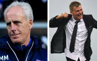 Mick McCarthy and Stephen Kenny both set to manage Ireland