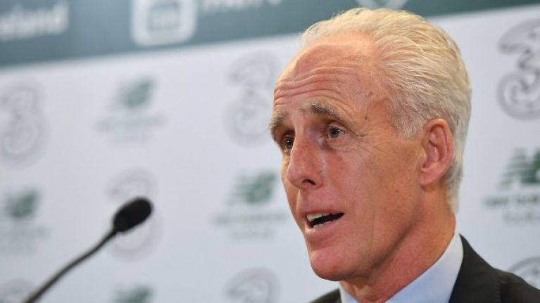 """You cheeky bollocks!"" - The key takeaways from Mick McCarthy's first press conference as Ireland manager"