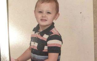 "Gardaí issue ""child rescue alert"" over Wexford 3-year-old Jake Jordan"