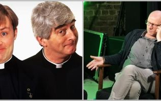 "Father Ted creator says religion in Ireland actually had a ""terrible effect"" on him"