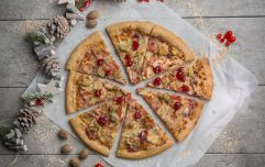 Dublin restaurant launches Christmas Pizza and we are VERY intrigued