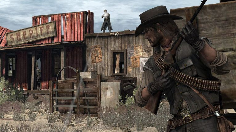 Red Dead Online launches today but is only available for a certain group of players