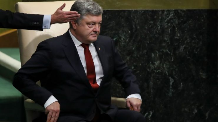 Ukraine votes to impose martial law amid tensions with Russia