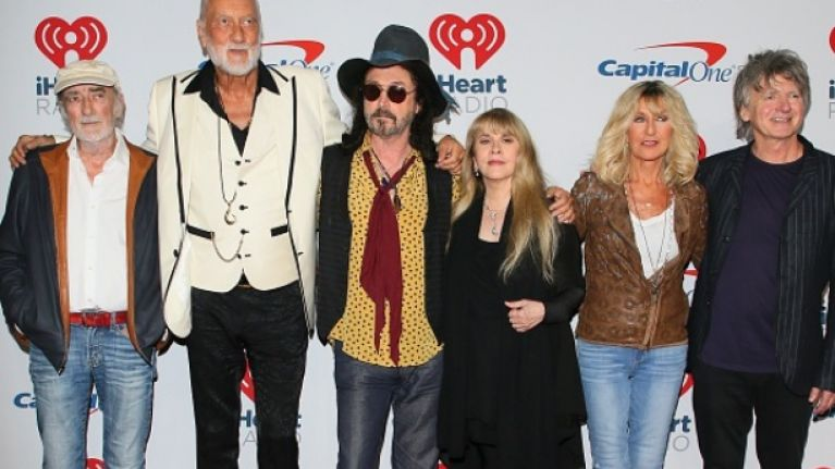 A brand new documentary about the history of Fleetwood Mac will be on TV this Christmas