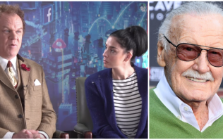 The Ralph Breaks the Internet cast and crew paid a beautiful tribute to Stan Lee