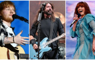 Foo Fighters, Ed Sheeran, Florence and The Machine to play week-long festival that's only €300