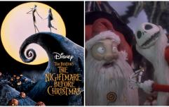 The Nightmare Before Christmas will be returning to Irish cinemas this season