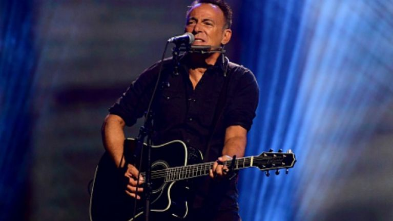 Bruce Springsteen gives scathing interview which says Trump is 'deeply damaged'