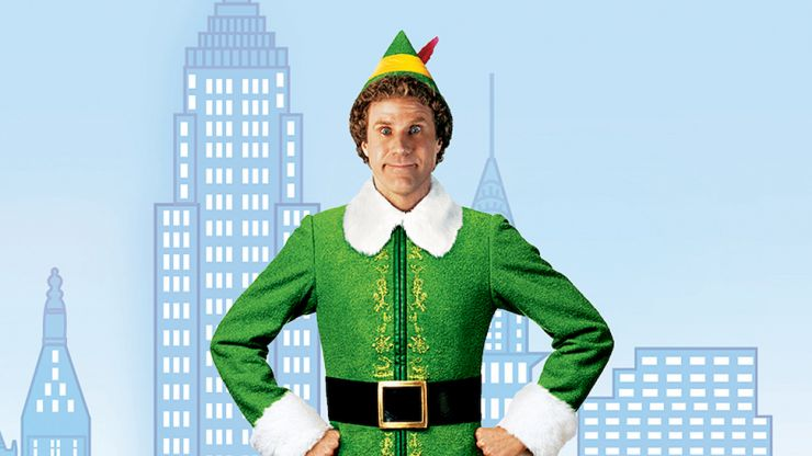 Elf is coming to the world's biggest drive-in movie screen in Dublin this Christmas