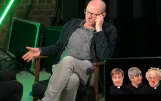 Father Ted co-creator gives update on the progress of Pope Ted the musical
