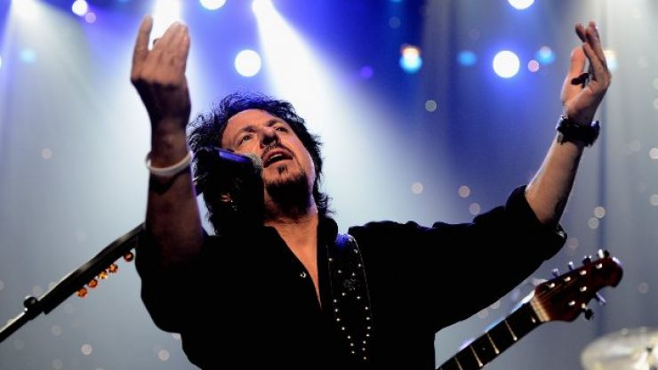 Toto announce huge Irish date for next summer