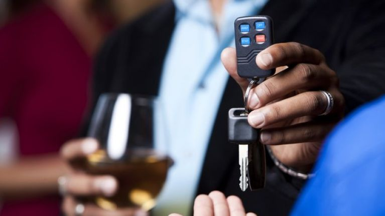 One in eight Irish drivers admit to drinking-driving in the last two years