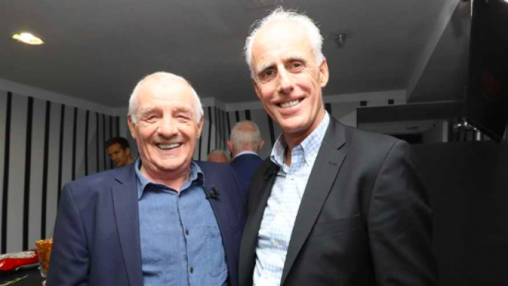 Eamon Dunphy is returning to our TV screens in a new series about famous Irish sporting icons