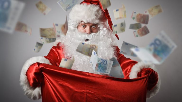 [CLOSED]COMPETITION: Win €400 in cash to fill the coffers ahead of Christmas