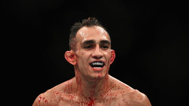 Tony Ferguson explains why he thinks he would beat Conor McGregor