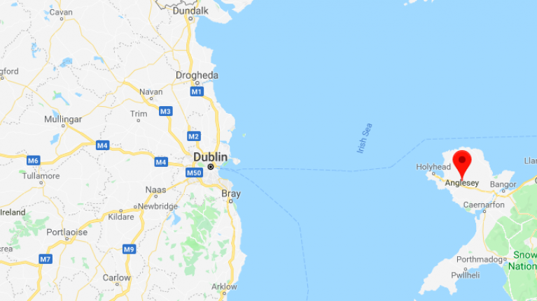 UK planning to build a new nuclear power plant directly across the sea from South Dublin