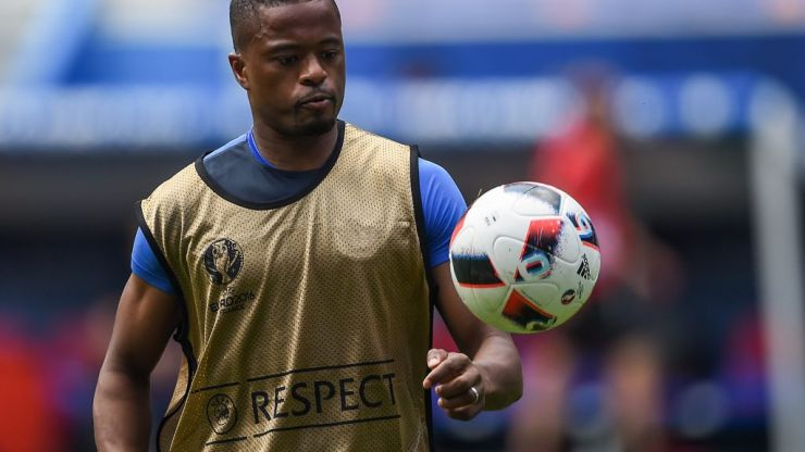 WATCH: Patrice Evra has responded to his bizarre chicken video from yesterday