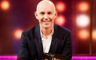 Mindhunter star will be a guest on this week's Ray D'arcy Show
