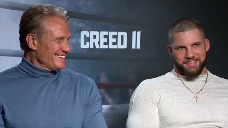 EXCLUSIVE: Creed 2 star confirms that a Drago spin-off is in the works