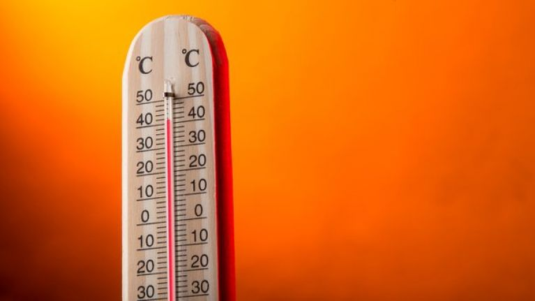 2018 set to be fourth hottest year on record, according to new report