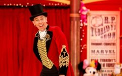 Ryan Tubridy went full Hugh Jackman in the Late Late Toy Show opening