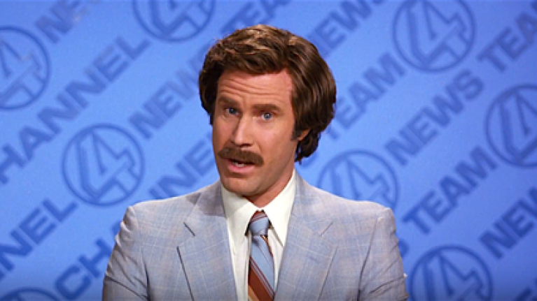 Will Ferrell is bringing back Ron Burgundy for a new podcast