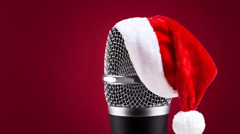 QUIZ: Can you identify the Christmas song from the lyric?