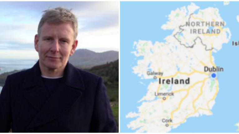 Patrick Kielty expertly refutes baffling claim about the border by the ex Northern Ireland Secretary