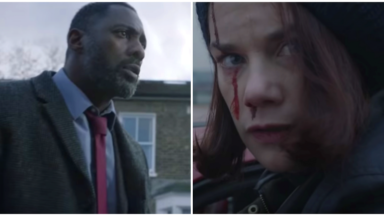 Season 5 of Luther will start on New Year's Day