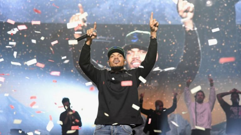 Chance The Rapper announces break from music