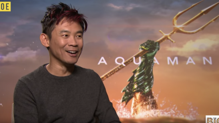EXCLUSIVE: Director James Wan on Aquaman's huge action scenes & what to expect from Annabelle 3