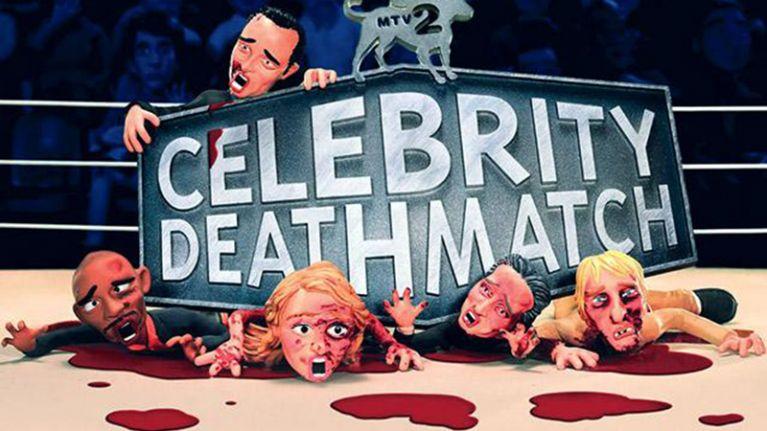 MTV are bringing back Celebrity Deathmatch