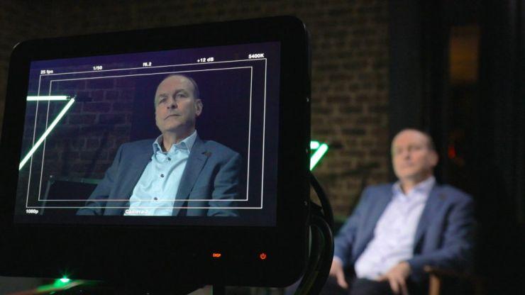 Fianna Fáil leader Micheál Martin says the housing crisis is a class issue