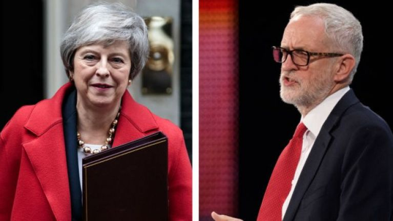 ITV cancel planned Brexit debate between Theresa May and Jeremy Corbyn