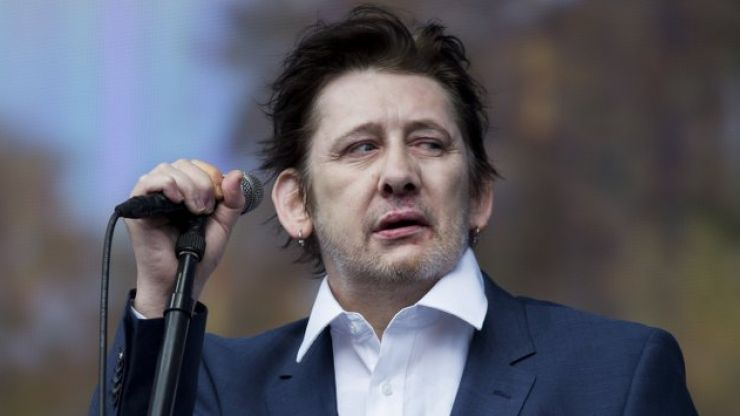 Shane MacGowan defends the lyrics in 'Fairytale of New York'