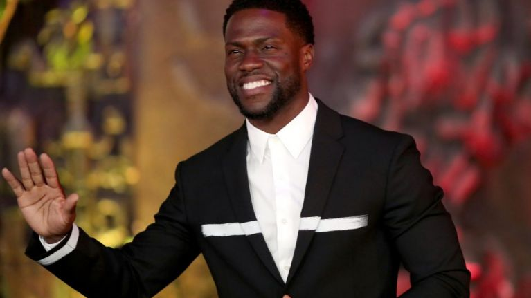 Kevin Hart steps down as Oscars host after homophobic tweets surface