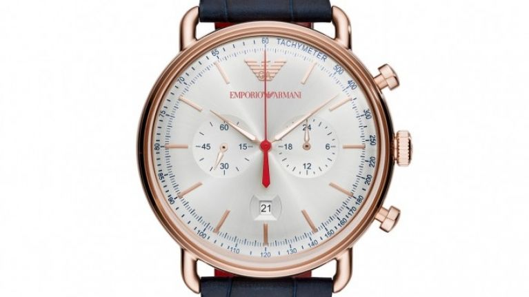 COMPETITION: Tell us about your engagement & win a €400 Armani watch